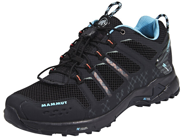 Mammut T Aenergy Low GTX Shoes Women black-air